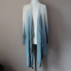 New York & Co ombre cardigan, XS